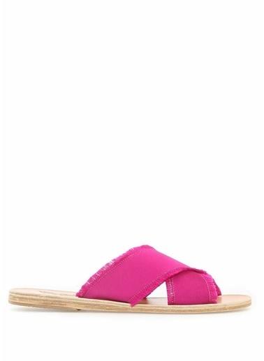 Ancient Greek Sandals Terlik Mor